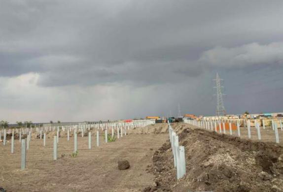 45 MW Kushtagi, Karnataka Ramming