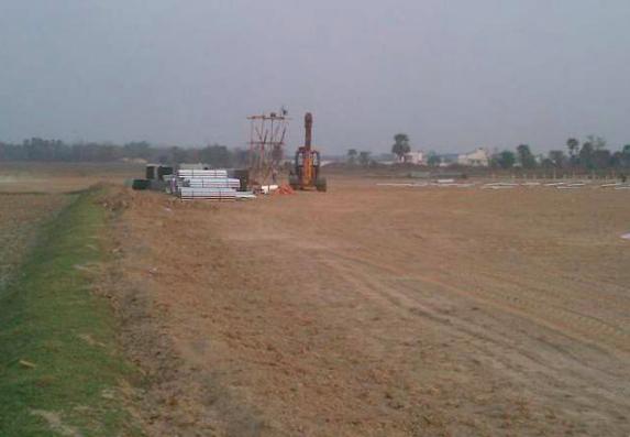 5 MW Durgapur, West Bengal Ramming