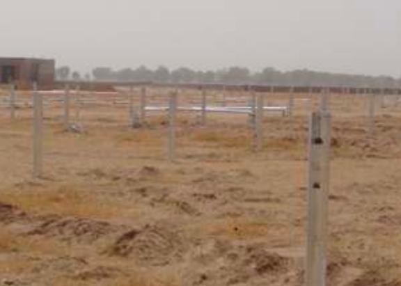 5 MW Bap, Rajasthan, Ercam tracker