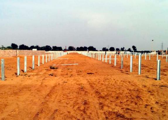 7 MW Bikaner Rajasthan Ramming