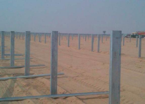 11 MW Kolayat, Rajasthan Ramming